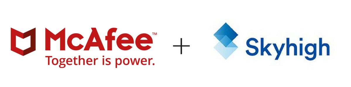 McAfee e Skyhigh Networks