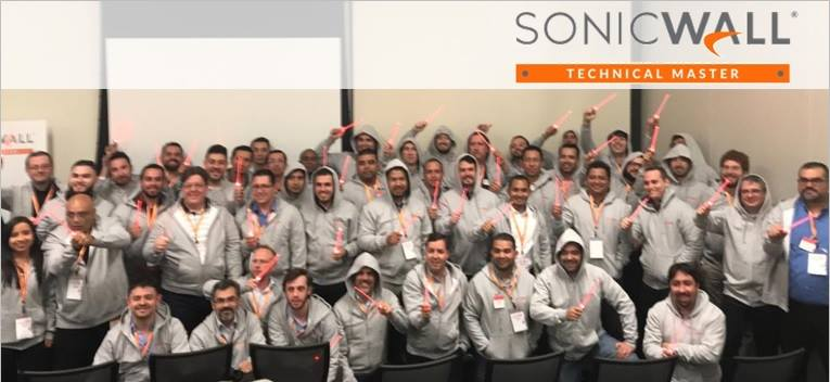 SonicWall Technical Master - Infomach
