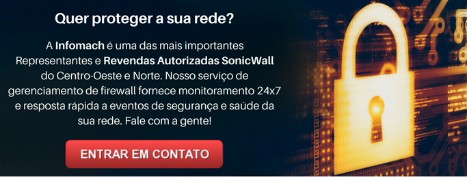 Contato Infomach - Firewall SonicWall