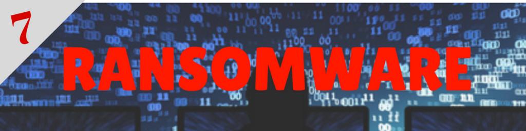 Os sete hábitos de ataques de ransomware altamente eficazes