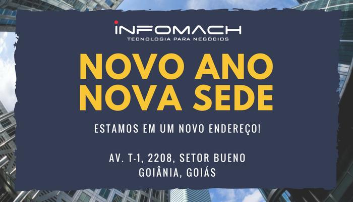 Nova sede Infomach