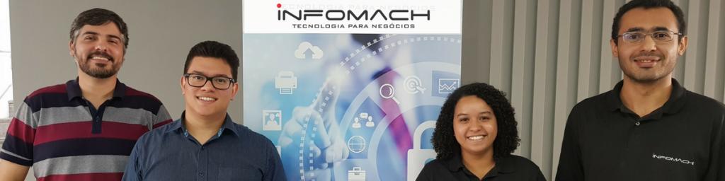 Infomach amplia seu time. Conheça nossos novos colaboradores!