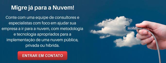 Migre a sua empresa para a Nuvem/Cloud com a Infomach