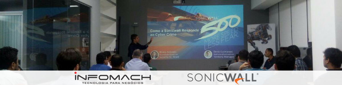 Open House Infomach e SonicWall