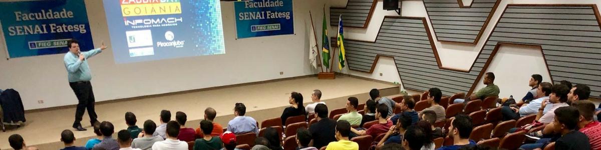 Infomach participa de Zabbix Day em Goiânia. Confira o que rolou!