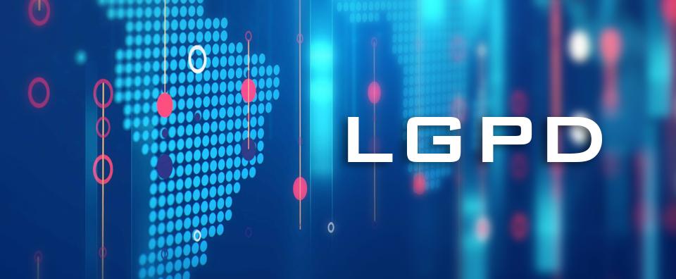 Capa do post - Segurança de redes no contexto da LGPD