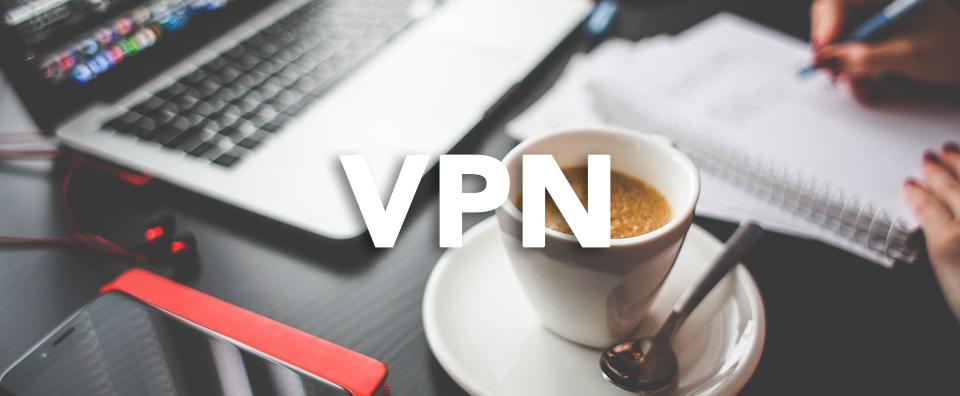 Capa do post - Cibersegurança: A importância da VPN em tempos de home office