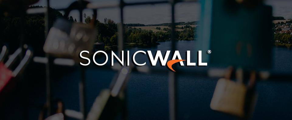 Capa - SonicWall vence a melhor solução de segurança UTM no SC Awards 2020