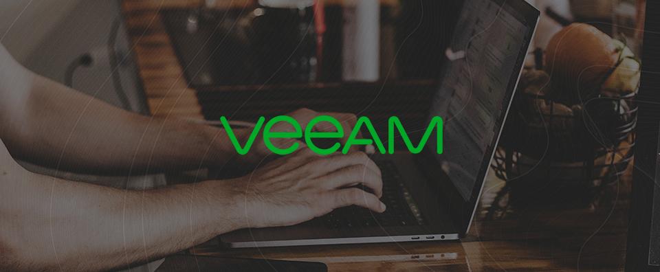Capa de post - Backup para empresas: conheça as vantagens da Veeam